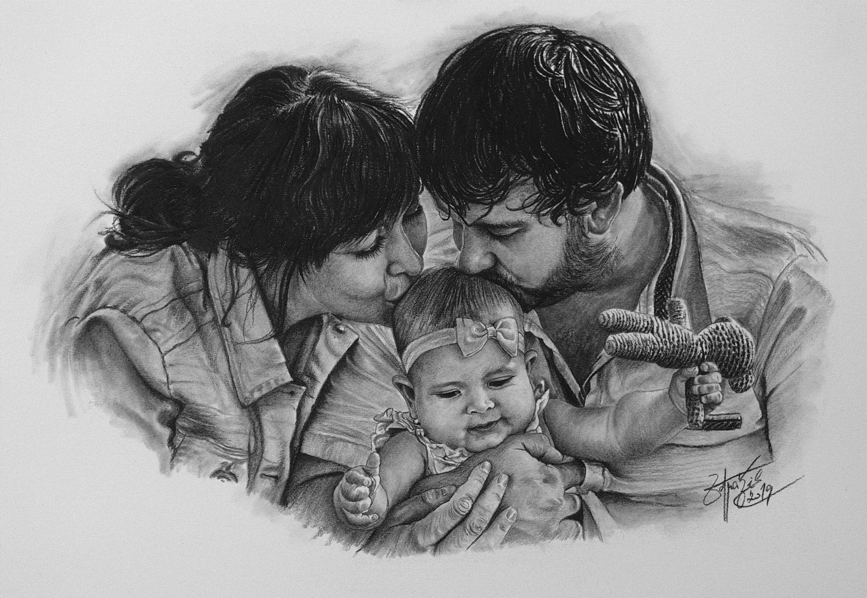 kresbanaprani-portret-obraz-nazakazku-rodina-kolaz-kresby-art-realisticka-RadekZdrazil-20191001