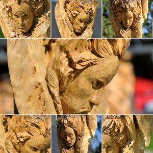 řezba art wood