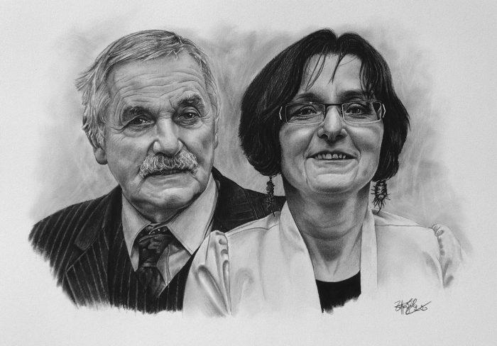kresbanaprani-kresleny-portret-dvojice-nazakazku-kresba-kresleni-art-realisticka-tuzka-uhel-A2